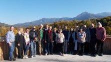 Обща снимка на участвалите в семинара в Априлци