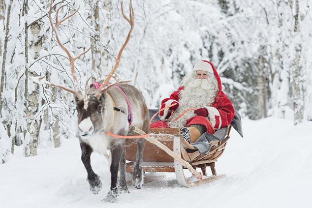 Туристи няма да могат да видят заминаването на Дядо Коледа