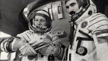 Отбелязваме 40 години от драматичния полет на Георги Иванов- първият български космонавт.