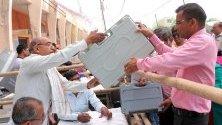 Индийските власти се сдобиват с машини за електронно гласуване във връзка Парламентарните избори в периода 11 април – 19 май 2019г.