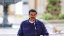 Венецуелският президент Николас Мадуро обяви споразумение с Червения кръст за хуманитарна помощ на Венецуела след срещата му с президента на Международния комитет на Червения кръст, Питър Маурер
