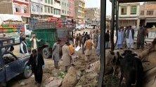 Бомба избухна в магазин за хранителни стоки в Кета, Пакистан. Според данните жертвите на атентата са 13 убити и 30 ранени