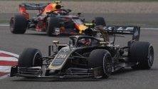 Тренировки на шофьорите, увастващи в Формула 1 в Шанхай, Кирай. Ралито ще се проведе на 14 април