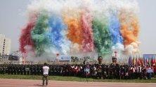 Празненства във щата Уа, град Пангсанг по случай 30 годишнината от обявяването им за независим регион. Щата Уа обявява независимост на този ден 1989 година, но държава Мианмар не е признала суверинитета официално.