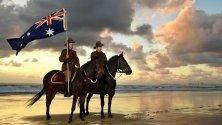 Денят Анзак, национален ден на възпоменание в Австралия и Нова Зеландия, в който се отбелязват хората, които са загубили живота си или са служили във войни и конфликти. Провежда се ежегодно на 25 април и съвпада с първото кацане на Анзаките в Галиполи, Турция, през Първата световна война.