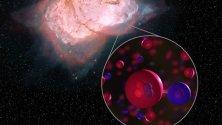 """Учени от НАСА обявиха, че са открили в космоса най-древния тип молекула във вселената. Благодарение на летящата обсерватория """"София"""" американската космическа агенция е установила наличието на хелиев хидрид в останките на звезда в Млечния път - на около 3000 светлинни години в съзвездието Лебед."""