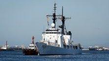 Корабът на Шри Ланка P626 пристигна в Манила, Филипините за четиридневно посещение на добра воля във Филипините.
