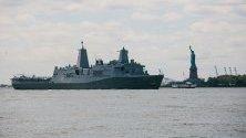 САЩ изпращат в Близкия изток военния кораб USS Arlington и противоракетната система Patriot за противовъздушна отбрана на фона на нарастващото напрежение с Иран.
