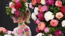 Пресконференцията за RHS Chelsea Flower Show в Лондон, Великобритания. RHS Chelsea Flower Show е градинско шоу, което се провежда в продължение на пет дни от Кралското градинарско дружество в района на Кралската болница Челси, Великобритания.