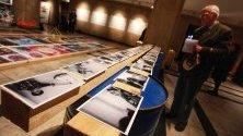 На 20 май в зала 19 на Квадрат бе представена изложбата Терен Медия.