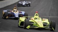 Проведе се 103-ата автомобилна надпревара в Индианаполис, Индиана, САЩ.