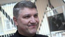на снимката: арх. Влади Калинов
