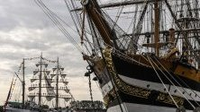 Фестивал на ветроходните кораби Hanse Sail, Рощок Германия