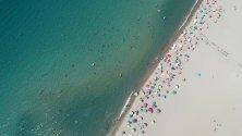 Плаж в Айдин, Турция.