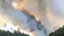 Горски пожари в Аляска доведоха до затваряне на магистрали и евакуация на население