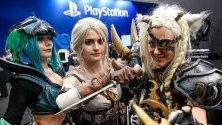 В Кьолн тече с пълна сила най-голямото геймърско изложение Gamescom.