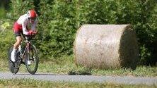 Колоездачната обиколка Вуелта навлезе в 11-и етап.