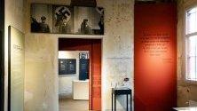 """Нова изложба отвори врати в бившия затвор """"Схевенинген"""" по време на Втората световна война, в Хага. Това е бил най-важният затвор на нацистите в Холандия."""