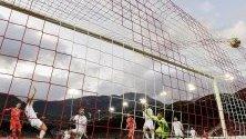 Квалификационен футболен мач от група D на UEFA EURO 2020 между Швейцария и Гибралтар.
