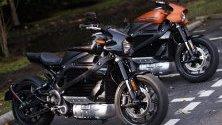 Представяне на LiveWire, първият електрически мотоциклет на Harley-Davidson във Вирджиния, САЩ. LiveWire е бъдещето на Harley-Davidson и идва с high-performance електрическо задвижване, въздействащ дизайн и е напълно свързан с модерния ездач чрез телефона му.