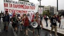 24-часова стачка в Гърция спря транспорта в страната.