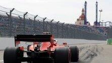 Първа тренировка преди Формула 1 в Русия.