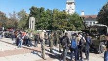 Кампанията ''Бъди войник'' в Габрово