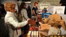 Най-големият в Австралия фен магазин на Хари Потър отвори врати в Мелбърн.