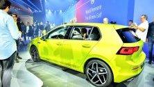Премиера на новия Volkswagen Golf VIII във Волфсубрг, Германия.