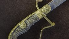Офицерска сабя от Първата световна война