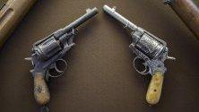 Револвери от Илинденско-преображеснското въстание