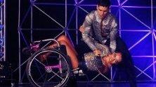 Чилийски танцьори участват в 10-ия Световен шампионат по латино танци в Меделин, Колумбия.