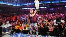 Шотландецът Питър Райт спечели световната купа по дартс