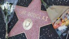 На 103 години почина холивудската легенда Кърк Дъглас.