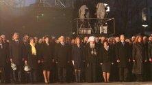 Пред Паметника на Васил Левски се провежда тържествена церемония-поклонение по повод 147 години от гибелта на Апостола на свободата.