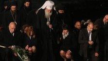 Пред Паметника на Васил Левски се провежда тържествена церемония-поклонение по повод 147 години от гибелта на Апостола на свободата