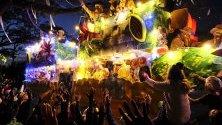 Честване на фестивала Марди Гра в Ню Орлиънс, САЩ.