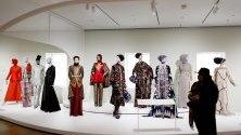 Изложба за мюсюлманската мода в Cooper Hewitt, Smithsonian Design Museum в Ню Йорк.