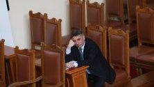 Данаил Кирилов Министър на правосъдието