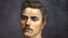 Портрет на В. Левски от Георги Данчов